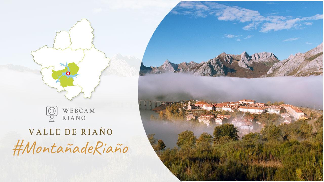 WebCam en la localidad de Riaño